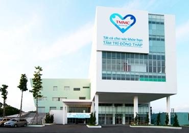 Bệnh Viện Đa Khoa Tâm Trí Đồng Tháp